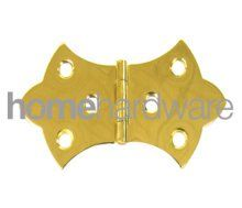 38mm - Brass butterfly hinges!!!