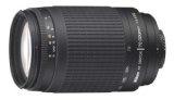 Nikon 70-300mm f/4-5.6G AF Nikkor SLR Camera Lens