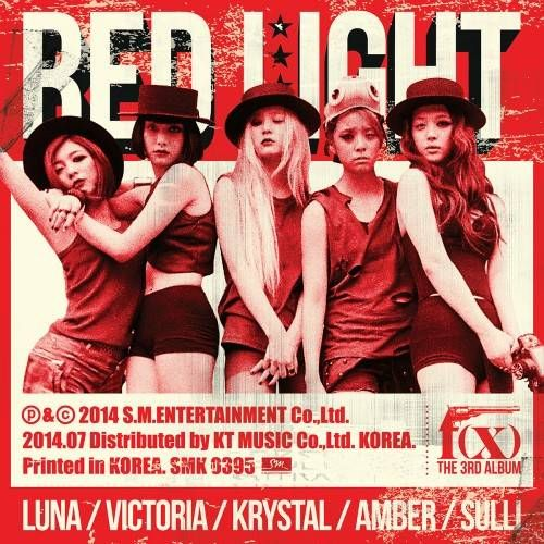 [Album and MV Review] f(x) - 'Red Light' | http://www.allkpop.com/review/2014/07/album-and-mv-review-fx-red-light
