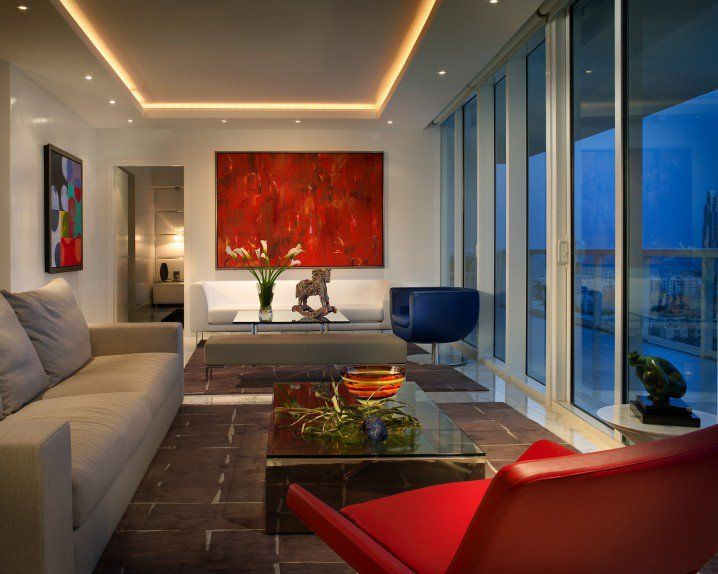 18 Inspirational Ideas Of Hidden Lighting For Dramatic Atmosphere Find This Pin And More On Best Living Room