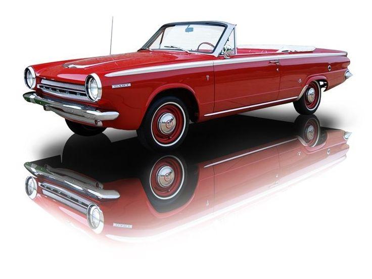 1964 Dodge Dart GT Convertible