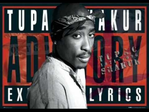 Hail Mary - Tupac! We  will always  have the doubt if Tupac is dead or not dead, it's been almost 18 years after his ''death'' but the only thing we're sure is that He's a legend and his lyrics made him immortal.