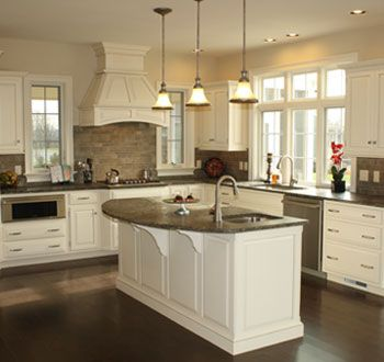 17 best images about country farmhouse plans on pinterest for Building traditional kitchen cabinets by jim tolpin