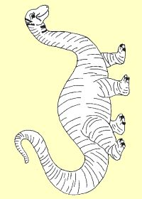 dinosaur coloring pages for fossil excavation activity - Dinosaur Coloring Pages Preschool