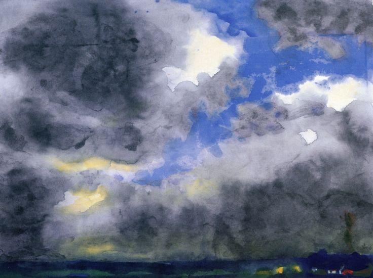 Landschaftsmalerei expressionismus nolde  122 besten EMIL NOLDE Bilder auf Pinterest   Emil nolde, Painting ...