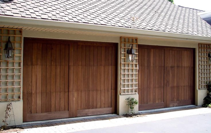 14 best images about traditional wood collection garage for 14 x 8 garage door