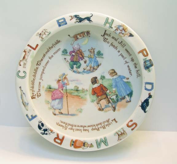 Vintage Baby Dishes 49