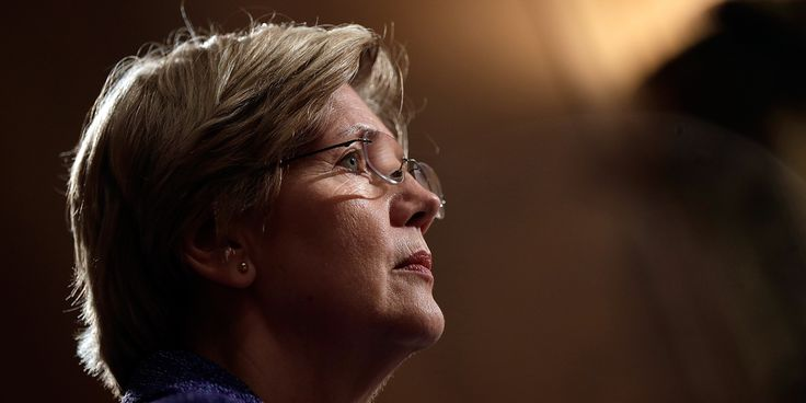 Elizabeth Warren Book Rips Tea Party 'Magical Thinking'