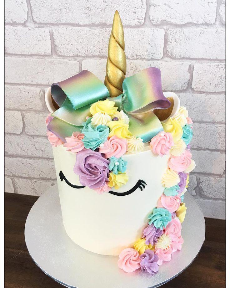 Rainbow Magic Cake Toppers