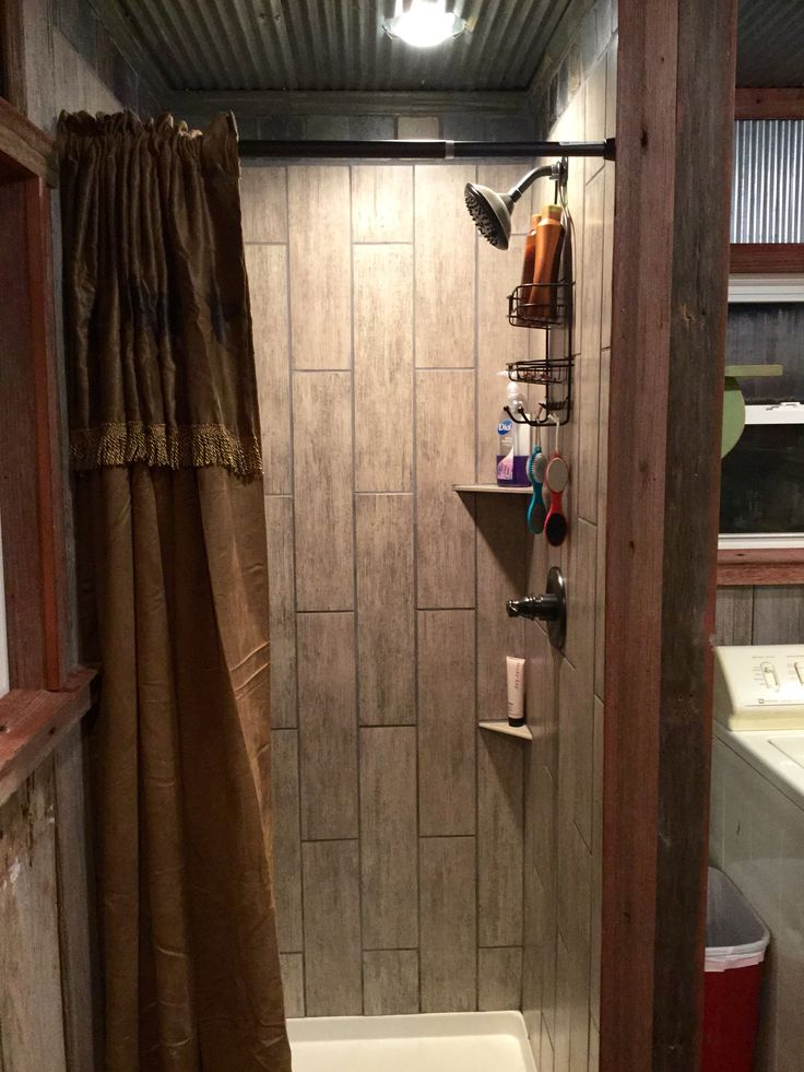 10 best bathroom remodel images on Pinterest Barn bathroom