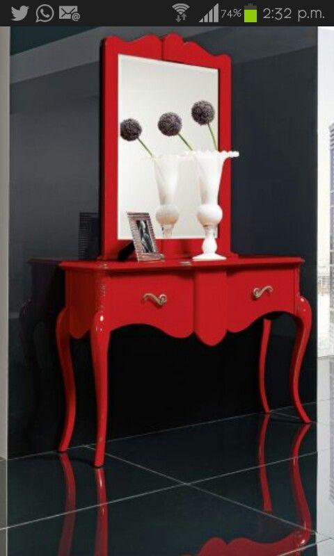 10 ideas sobre tocador moderno en pinterest vanidad - Mueble tocador moderno ...