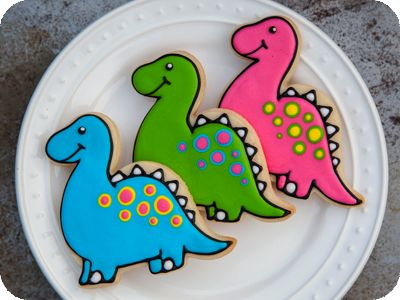 dinosaur cookies                                                                                                                                                                                 More