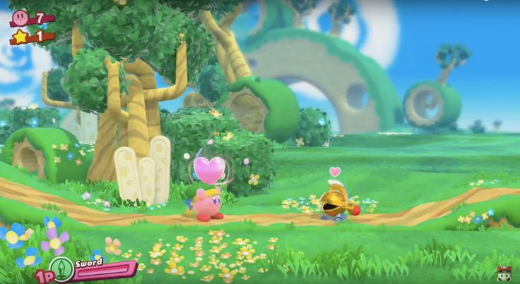 A new 'Kirby' game is coming to Nintendo Switch in 2018 Nintendo wasnt going to let E3 pass without making some announcements of its own and today the company is doing just that. One of those revelations is that everyones favorite wobbling round hero is coming to Nintendo Switch in a new game. Thats right Kirby will arrive on the console next year.  Sure well have to wait a while to actually play it but the parts Nintendo showed off during its E3 livestream look very good. And yes it will…