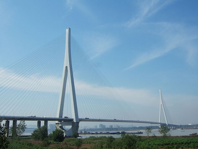 E'dong Bridge, China.