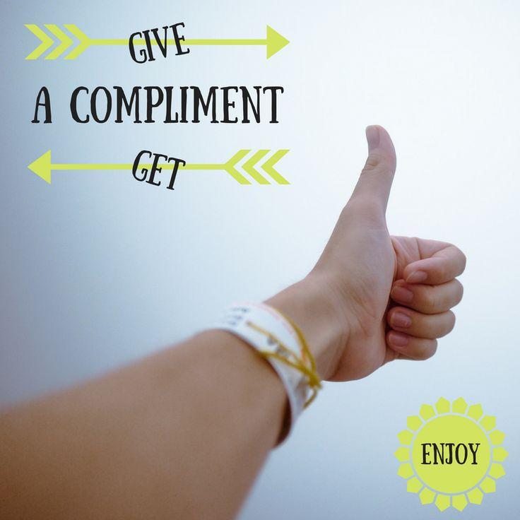 1 maart = Nationale complimentendag.  Waardering maakt ons blij. Dat voorkomt dat je gaat eten om je goed te voelen. Hoe zit dat bij jou? Geef je voldoende complimenten aan anderen en aan jezelf? En als je een compliment krijgt, accepteer je die dan? https://gewichtsconsulent-leidscherijn.nl #AfvallenUtrecht #compliment #quote