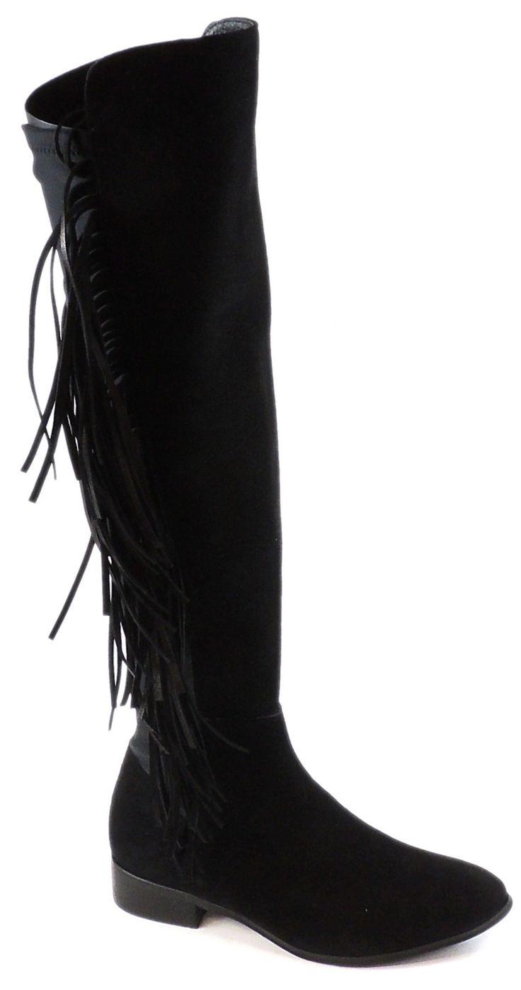 Te stylowe kozaki Inteshoe to buty, które podgrzeją temperaturę twoich stylizacji do czerwoności!  http://www.intershoe.com.pl/kozaki-4620002d