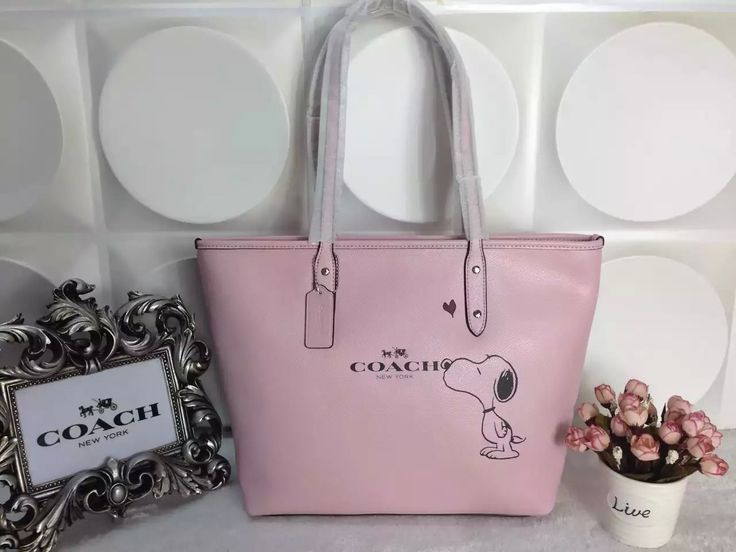 #coach snoopy #season2016  pink