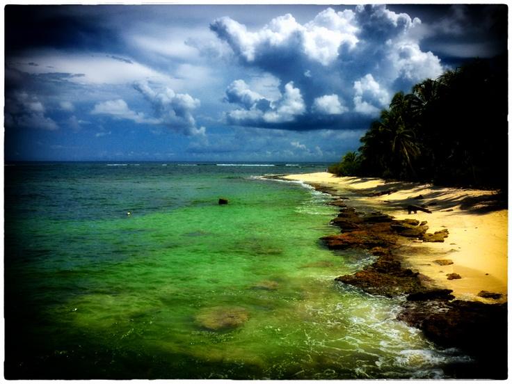 Jhonny Key ( archipielago de San Andrés y Providencia, Colombia ) - Mar Caribe - Océano Atlántico