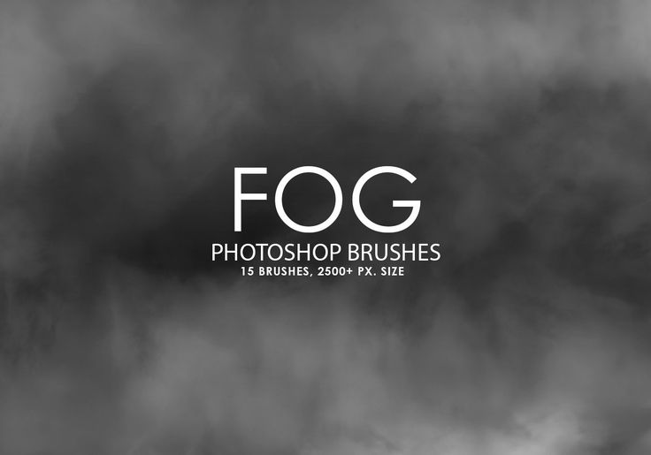 Pack contains 15 high quality fog effect brushes, 2500+ pixels size. Create professional visual effects for your art, illustrations or other projects in seconds!