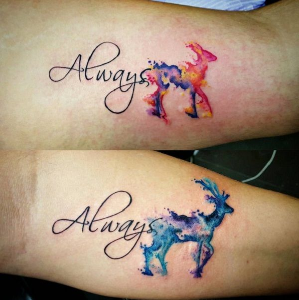 The 14 Best Tattoos For Badass Couples Who'll Be Together FOREVER | Cute couple tattoos, Couple tattoos love, Couple tattoos