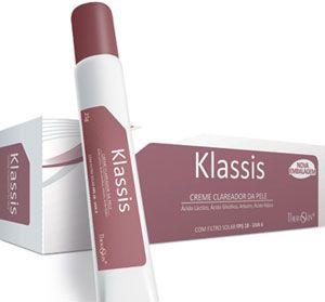Klassis Complexo Clareador + Vitacid Plus Theraskin