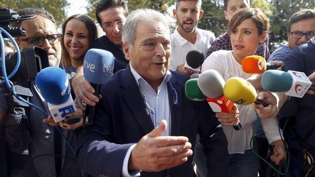 Alfonso Rus imputado por blanquear 18 millones de euros en Brasil