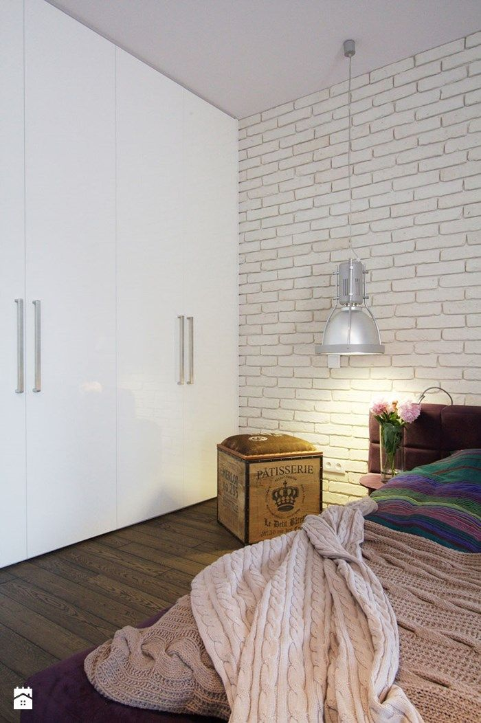 Sypialnia styl Nowoczesny - zdjęcie od Soma Architekci - Sypialnia - Styl Nowoczesny - Soma Architekci