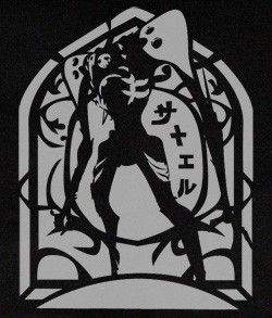 Neon Genesis Evangelion NERV Third Angel Sachiel T-shirt Tshirt Tee