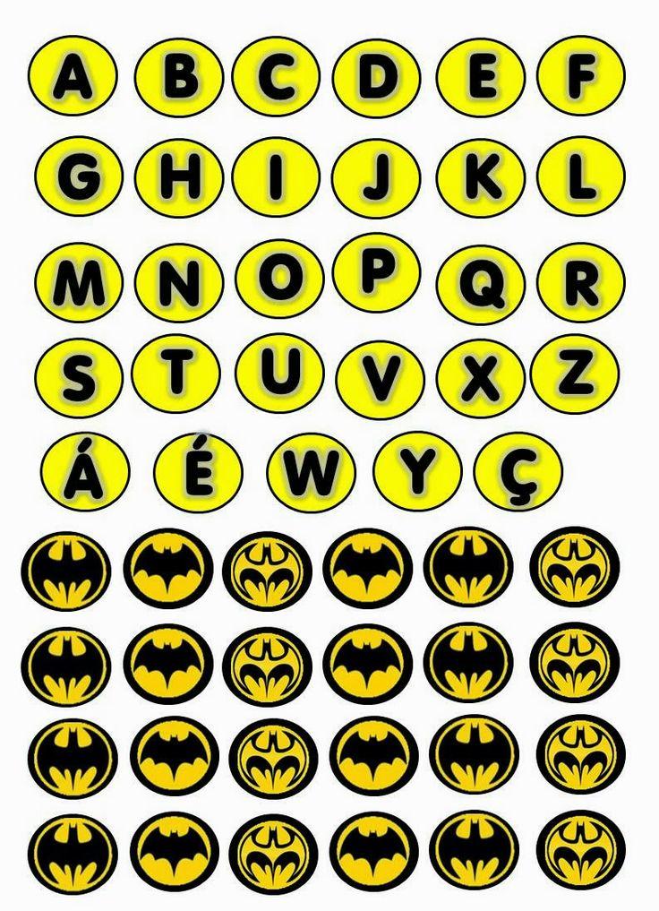 kit de batman para imprimir gratis ideas y material gratis para fiestas y