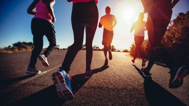 This Running Training Plan For Beginners Will Get You Pounding The Pavement In No Time