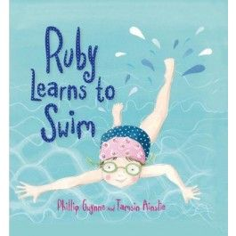 Ruby Learns to Swim $24.99