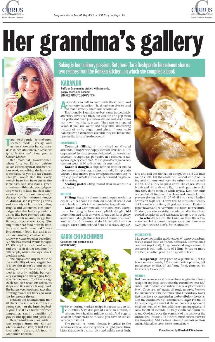 Bangalore Mirror - Bangalore (May 05 2013)