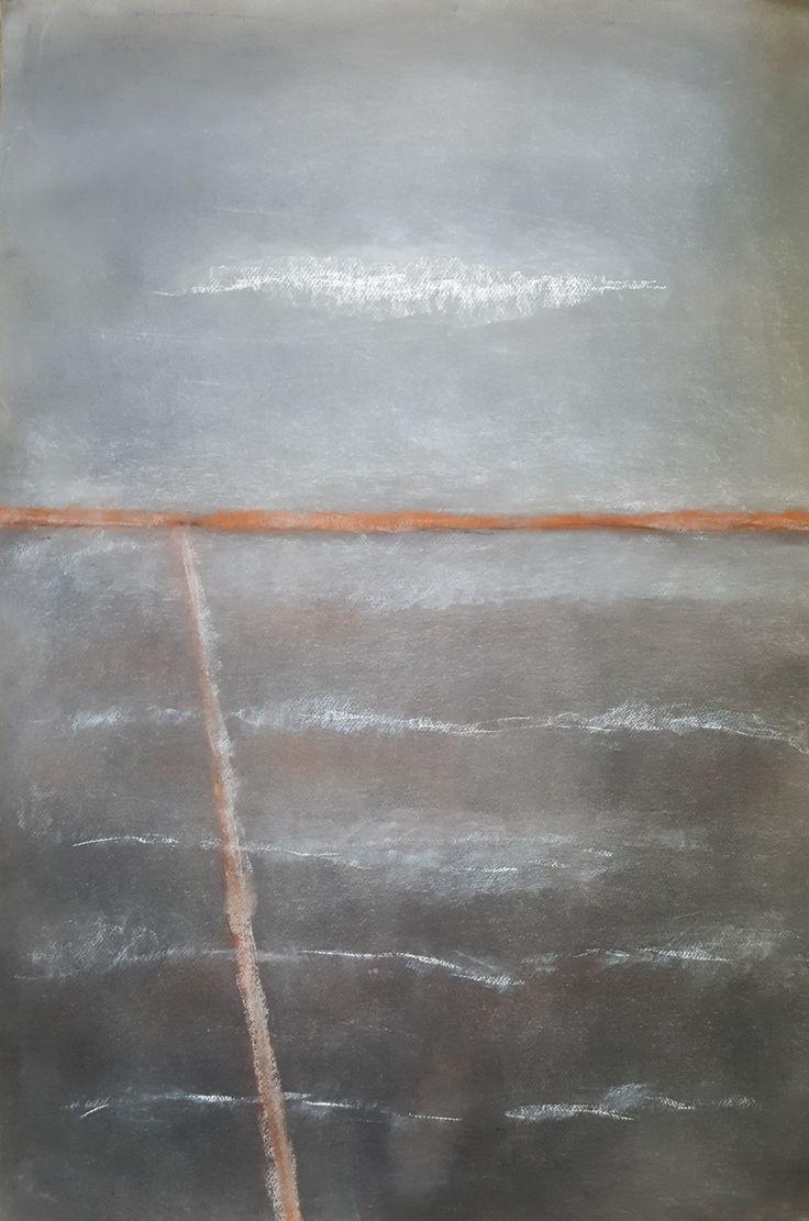 Soft pastel 100x70