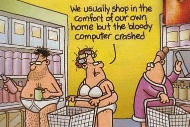 Twitter / InterfMarketing: Online shopping! ...