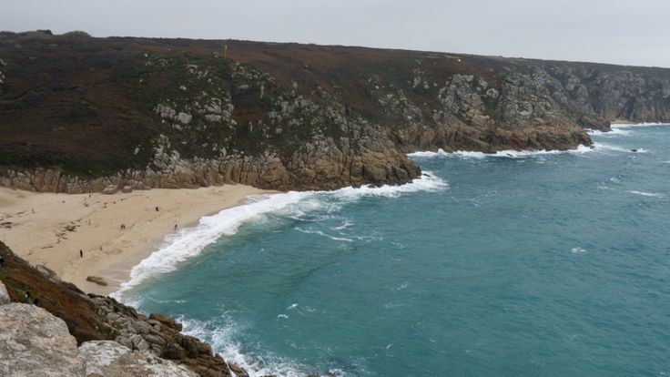 Solo Walking: the South West Coast of England