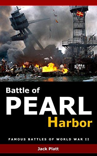 Battle of Pearl Harbor: Famous battles of World War II - True story of Pearl Harbor attack by Jack Platt http://www.amazon.co.uk/dp/B01BLKYRQU/ref=cm_sw_r_pi_dp_vm2Xwb08TC7AC
