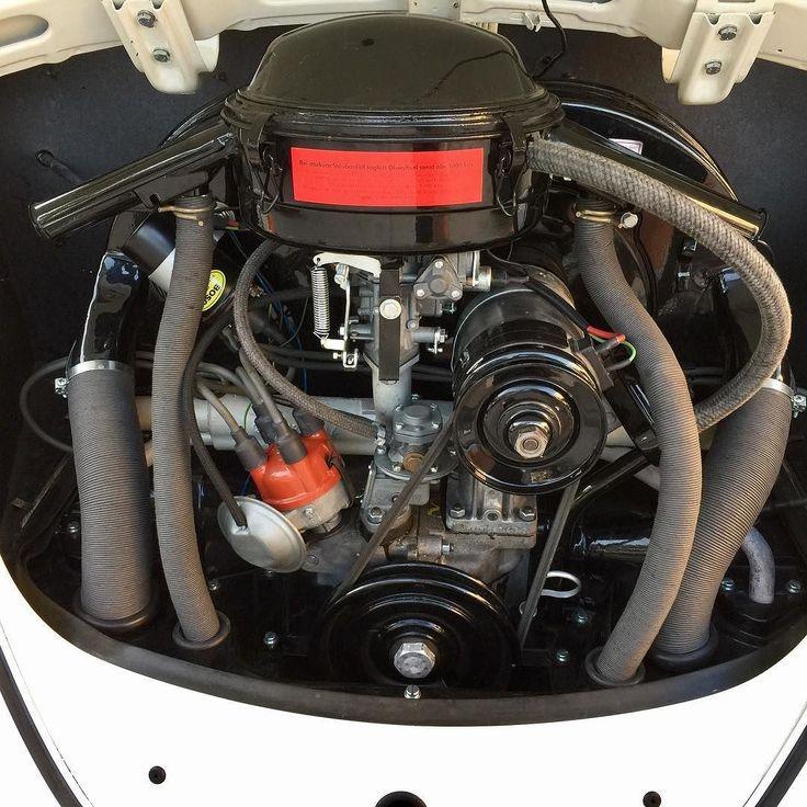 Porsche 911 Engine Vw Beetle: 1370 Best VW/Porsche Aircooled Images On Pinterest