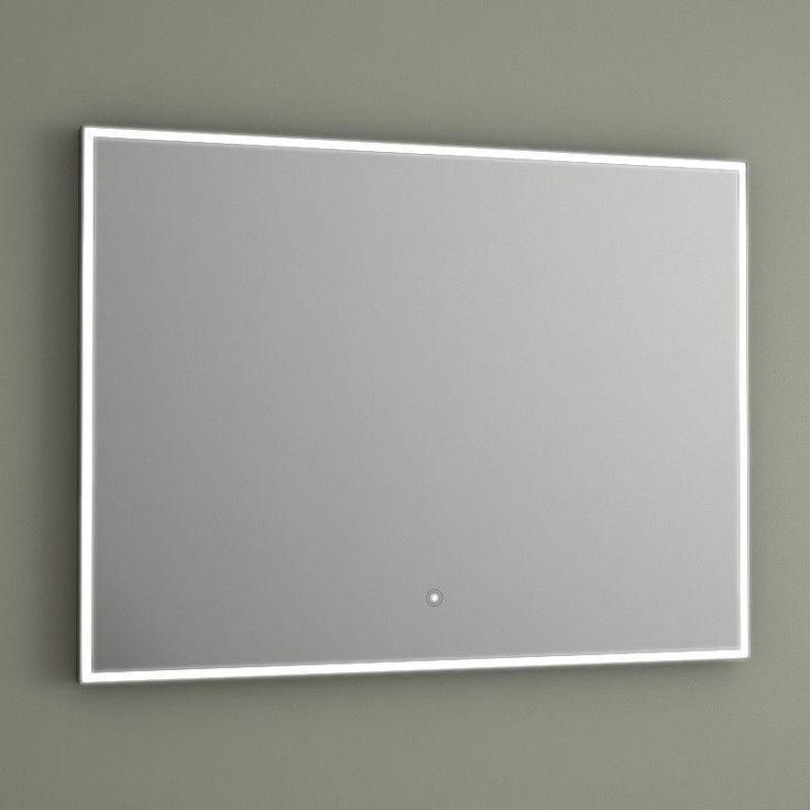 Miroir éclairant LED anti-buée iDlight Edge, 60 x80 €339