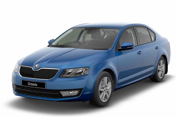 Skoda Octavia 2014 - a predictable buy based on past performance - nice blue though!