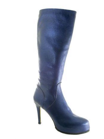 High heel hand and custom made boot.