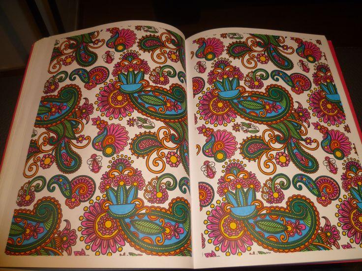Pages 65 & 66 - #arttherapie #hachetteloisirs