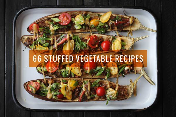 66 salted stuffed vegetable recipes   – Favorite Recipes