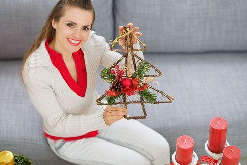 Vánoční dekorace nemusejí být drahé. Našli jsme hezké drobnosti za přijatelnou cenu