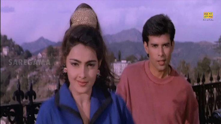 Phool Kali Chand Sitare - Full Song - Mamta Kulkarni & Atul Agnihotri - ...
