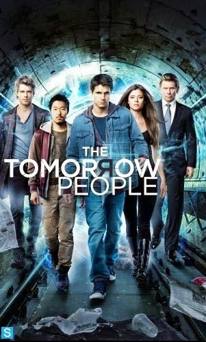 The Tomorrow People Cast--hate that it got cancelled, but glad they ended it the way they did. I feel like there was some closure.