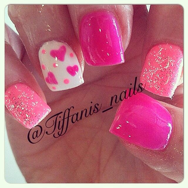 love it just might have to this next time get my nails done just in time for Vday