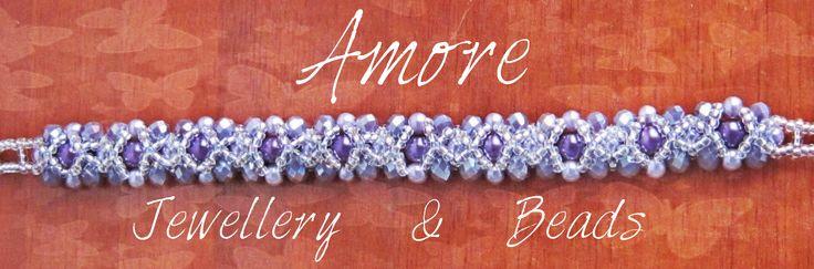 Pulsera Amore BATTUS. Puedes encontrar más diseños en: http://amorepedreria-accesorios.blogspot.com.co/