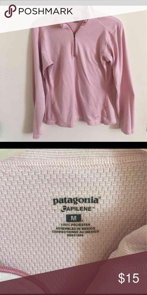 Long Sleeve Patagonia Shirt Long Sleeve Patagonia shirt. Gently worn, still in great shape. Patagonia Tops Tees - Long Sleeve