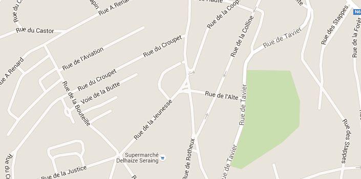 Administration générale, Salle Comm. Jardin Perdu - Location De Salles, Seraing - Infobel Belgique, (TÉLÉPHONE: 043384844) - Annuaire téléphonique