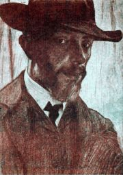 samuel hirszenberg art | Samuel Hirszenberg autoportret.gif